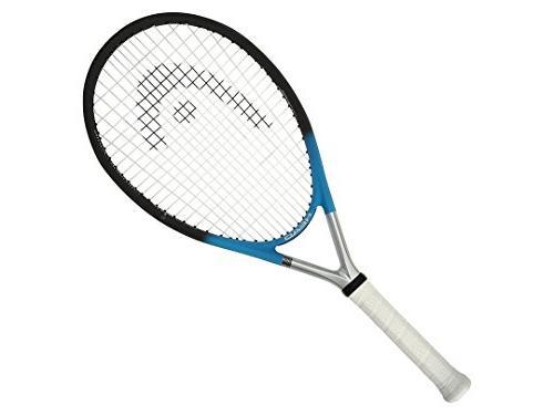 ti inspire strung tennis racquet