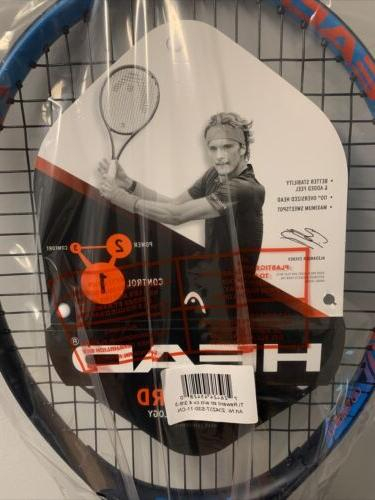 HEAD Ti. Grip 27 Racquet New