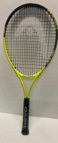 """Head Tour Pro Nano Titanium Tennis Racket 4 1/4""""Grip New O"""
