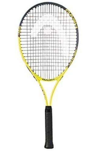 tour pro tennis racket pre strung light