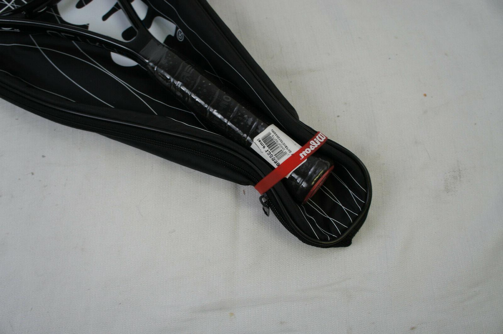 Wilson Comp Tennis Racket , 9.5oz New