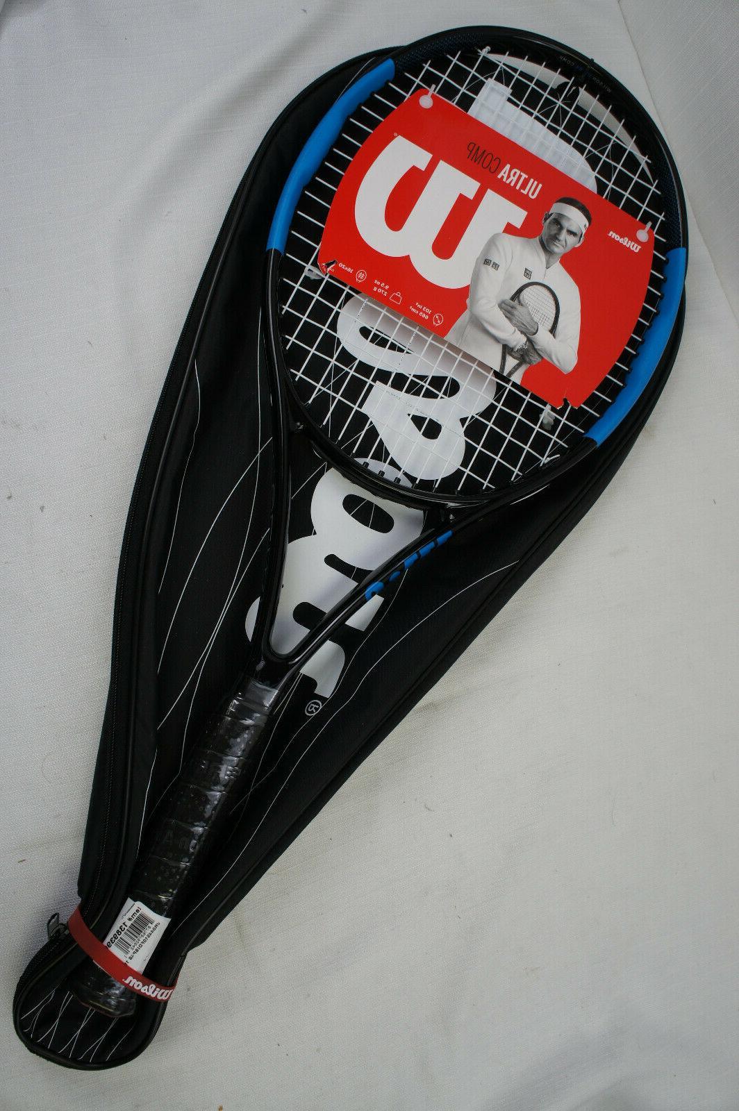 ultra comp tennis racket grip size 3