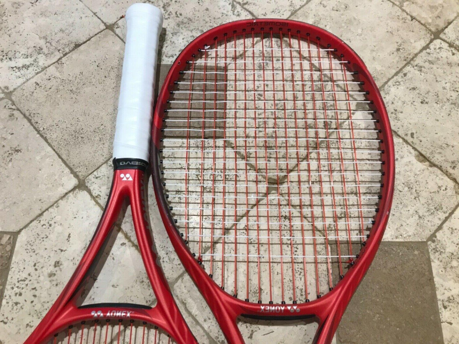 Up 2 VCORE 98 Tennis Racquets
