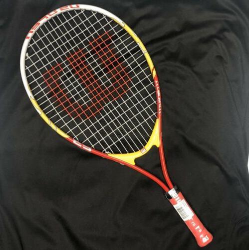 us open junior tennis racquet 23 inch