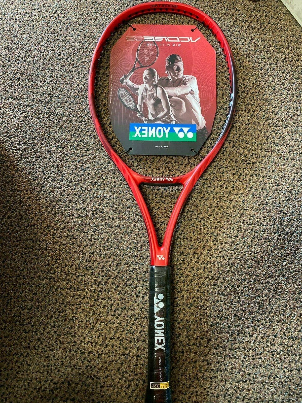 vcore 98 305g tennis racquet size 4