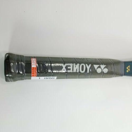 """Yonex 290g Tennis Racquet Grip Size 1/4"""" Matte Green"""