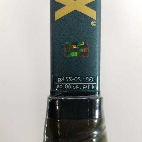 Yonex 100 290g 16x19 Tennis Grip Size Matte