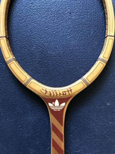 "Vintage ADIDAS ""Haillet"" Tennis Racket"