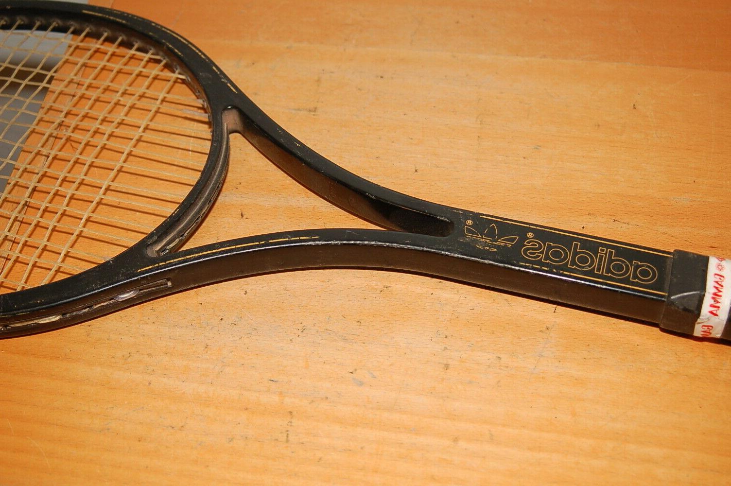 Vintage ADIDAS Racket 4 1/4