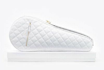 Masson White 6-Racket Luxury