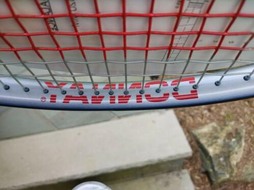 "Donnay WST Winner Racket Raquet New Stock Grip 3/8"""