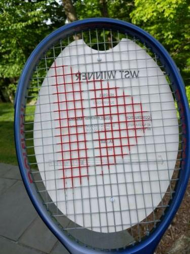 """Donnay Racket Stock Size 4 3/8"""""""