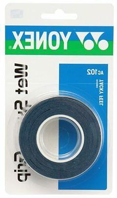 YONEX wet super grip tape AC102 Bule Tennis Badminton racket