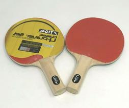 Lot of 2 Stiga Classic Racket Set Table Tennis Ping Pong Pad