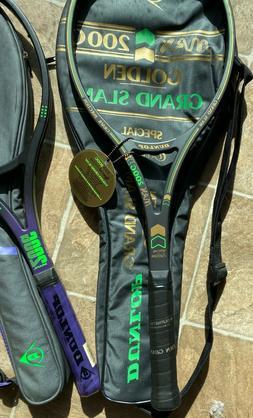 Dunlop Max 200G classic tennis racket Golden Grand Slam Mode