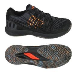 Wilson Men KAOS 2.0 Tennis Shoes Running Black Racket Sneake