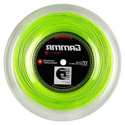 Moto 17G Tennis String Reel Lime