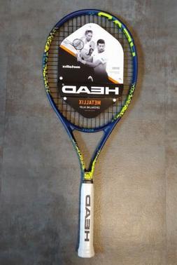 HEAD MX Metallix Crystalline Alloy Spark Elite Tennis Racque