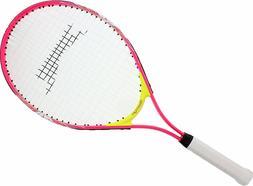 """NEW 25"""" Girls Ace Junior Tennis Racquet Slazenger Youth Ki"""
