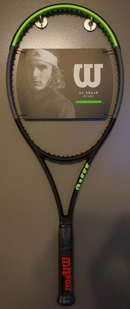 New Wilson Blade 98 16x19 v7  Tennis Racket 4 3/8 2019