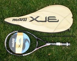 New Wilson BLX Coral Wave 105 tennis racket bigger sweet spo