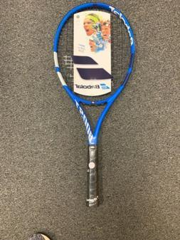 New Babolat Boost D Strung Tennis Racquet 4 1/4 Grip Brand N