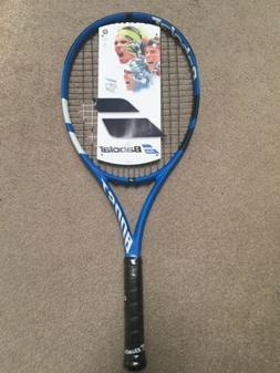 New Babolat Boost D Strung Tennis Racquet 4 3/8 Grip Brand N
