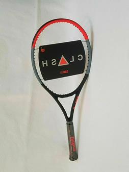 NEW Wilson Clash 100 ***4 3/8*** 10.4oz/295g Tennis Racquet
