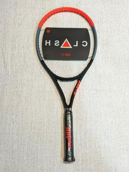 NEW Wilson Clash 100 Tennis Racquet Grip Size 4 1/4