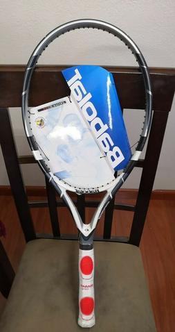 New Babolat Drive Z 110 head 9.2oz 4 3/8 grip Tennis Racquet