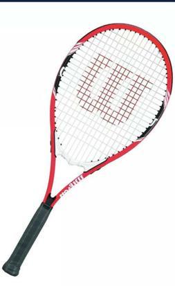 New Wilson Federer Adult Tennis Racket Sport Active Outdoor