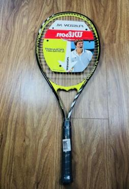 New Wilson Fusion XL TENNIS RACQUET RACKET NO.3 - 4 3/8""