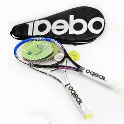 New High Quality ODEAR Carbon Fiber Graphite Tennis Racket