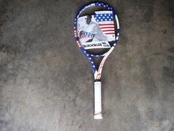 New/Limited/Babolat Aero Pro Stars and Stripes Tennis Racque
