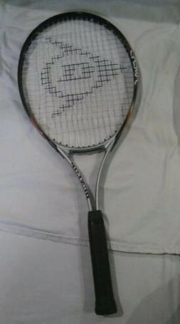 "NEW Dunlop Nitro Aluminum Tennis Racket No. 3 -4 3/8 "" Gri"