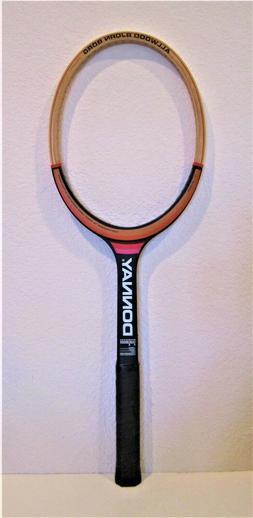 """NEW OLD STOCK"" ~BJORN BORG ALLWOOD~ Donnay Tennis Racquet &"
