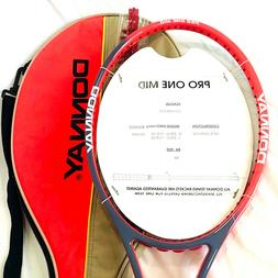 New OS Donnay Andre Agassi Limited Ed. Pro One SuperMid Tenn