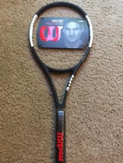 New Wilson Pro Staff RF97 Autograph Tennis Racket WRT74171U2