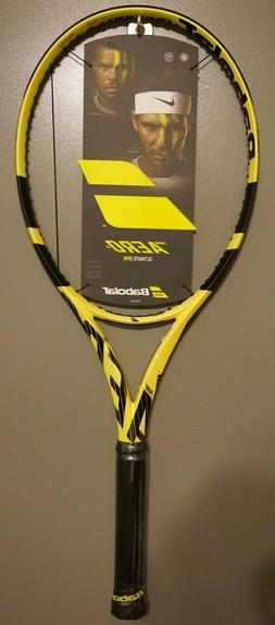 new pure aero plus 2019 tennis racquet