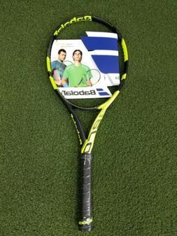 New Babolat Pure Aero Tennis Racquet 300g/10.6oz Grip 4 1/8