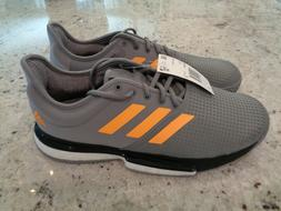 NEW Adidas Sole Court Boost Tennis Shoes Gray Racket EF2067,
