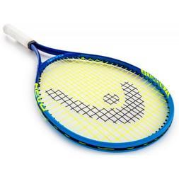 NEW HEADTi Conquest Tennis Racket PreStrung Head Light Balan