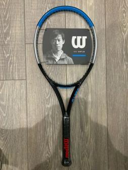 New Wilson Ultra 100 Tennis Racket Grip size 4 1/8