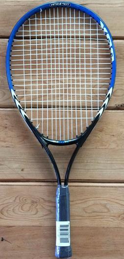 Reebok Youth 23 Inch Tennis Racquet Pre-Strung Black/Blue NE