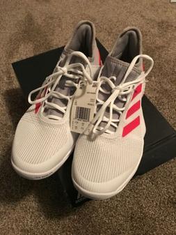 NIB Adidas Womens Adizero Club Tennis Racquet Sports Shoes C