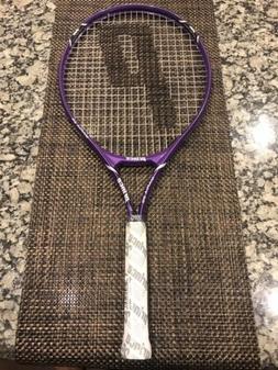 Nice!! Prince Maria 25 Jr. Tennis Racket~Purple~New