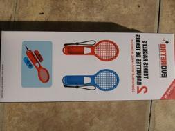 EvoRetro Nintend Switch Joy Con Tennis Racket for Mario Tenn