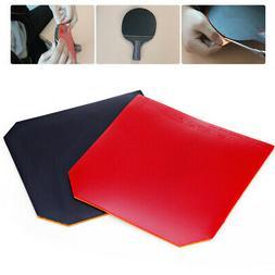 Ping Pong Paddle Table Tennis Set Racket Rubber Bat Balls Fo