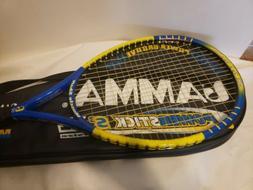 Gamma Powerstick S3 XL Tennis Racket Bag Free Ship Excellent