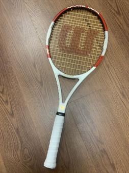 pro staff 95 4 3 8 tennis